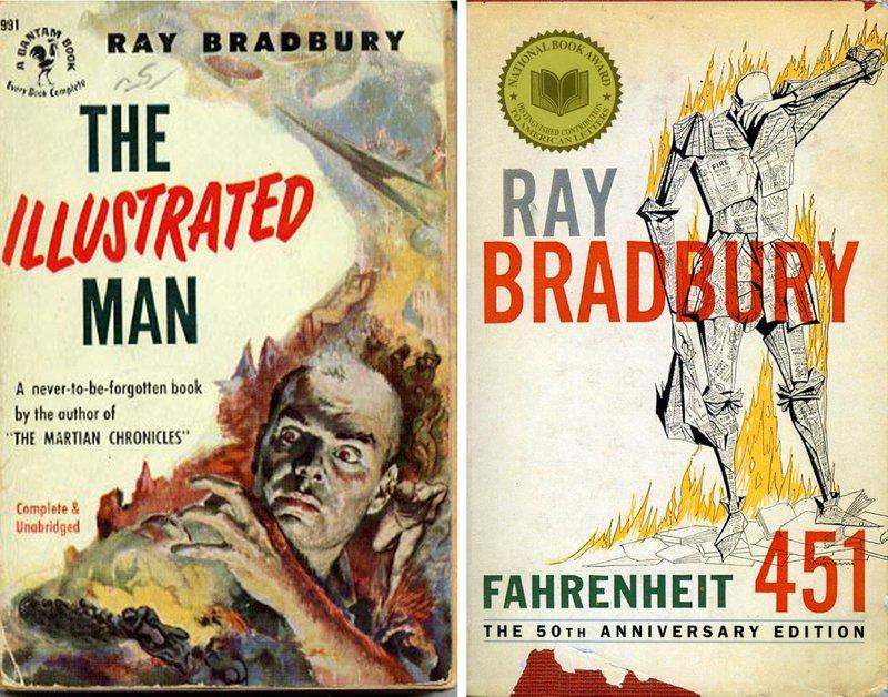 Analysis Of Ray Bradburys Novels Literary Theory And Criticism